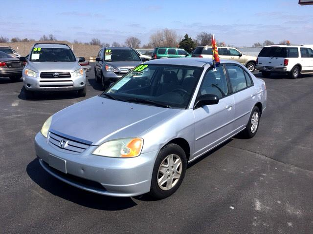 2003 Honda Civic Sedan 4dr CVT LX