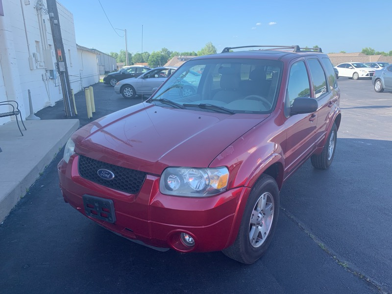 Ford Escape Limited 2WD 2005