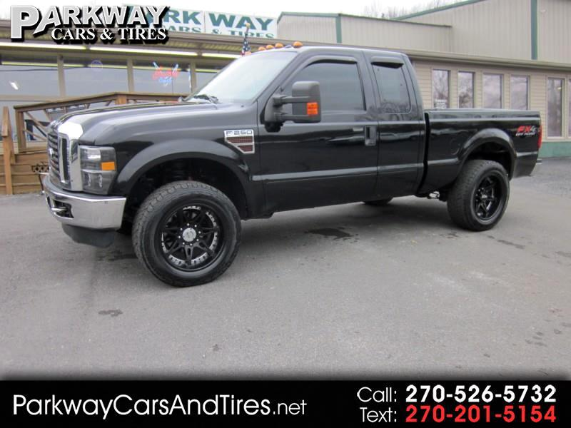 2010 Ford F-250 SD FX4 SuperCab 4WD