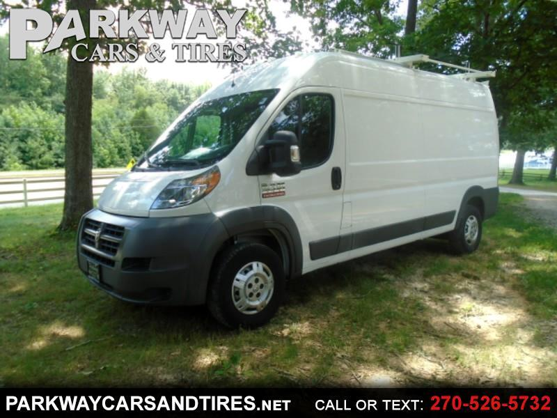 2014 RAM Promaster 3500 High Roof Tradesman 159-in. WB