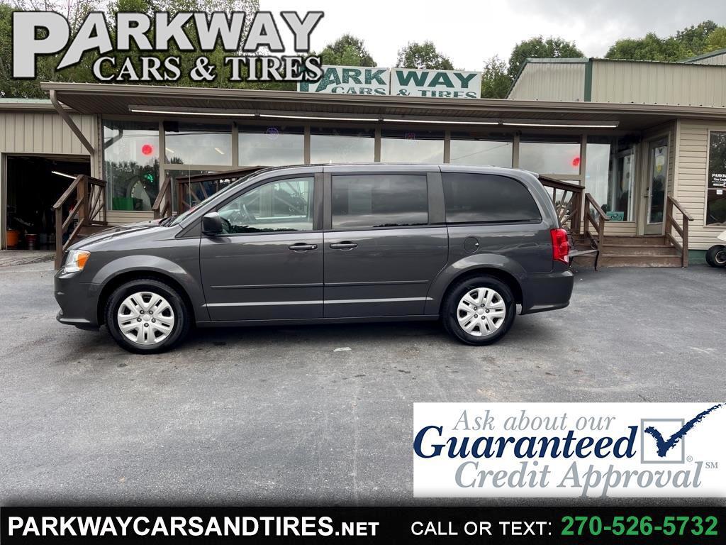 Dodge Grand Caravan SE Wagon 2017