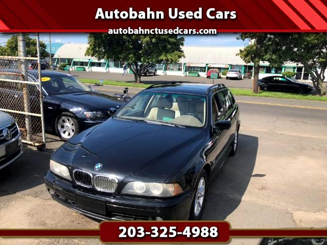 BMW 5-Series Sport Wagon 525i 2003