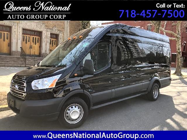 2017 Ford Transit 350 Wagon HD High Roof XL Sliding Pass. 148 WB EL