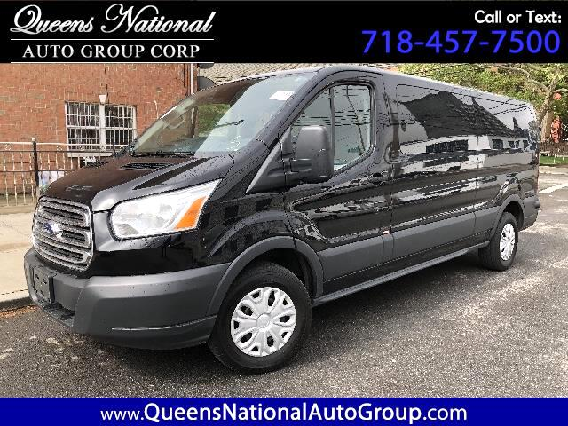 2017 Ford Transit 350 Wagon Low Roof XLT w/Sliding Pass. 148-in. WB