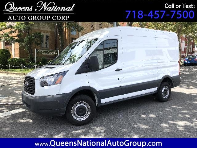2018 Ford Transit 250 Van Med. Roof w/Sliding Pass. 130-in. WB