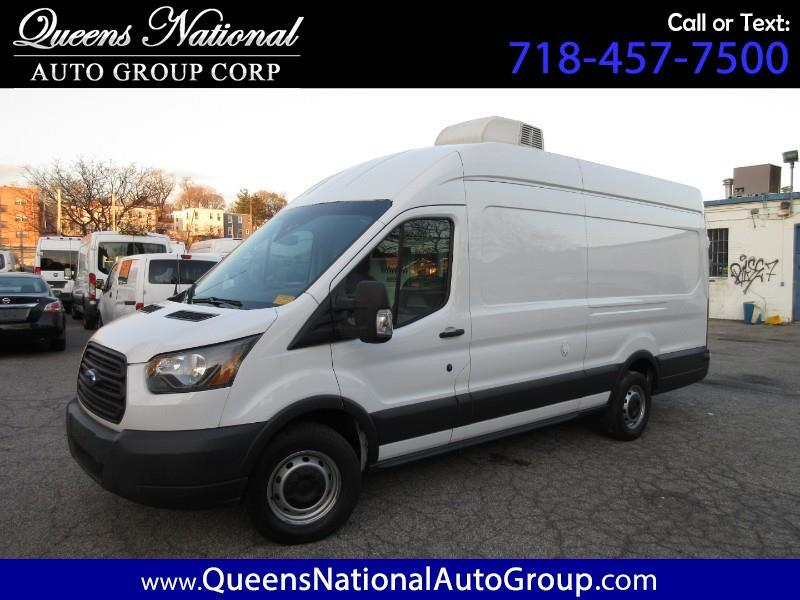 2016 Ford Transit Refrigerated 350 Van High Roof w/Slidng Pass. 148-