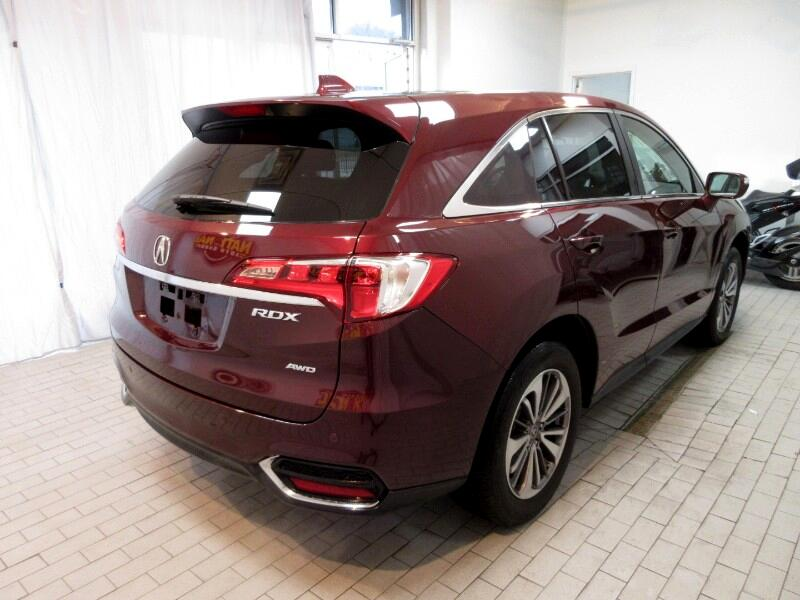 2016 Acura RDX 6-Spd AT AWD w/Advance Package