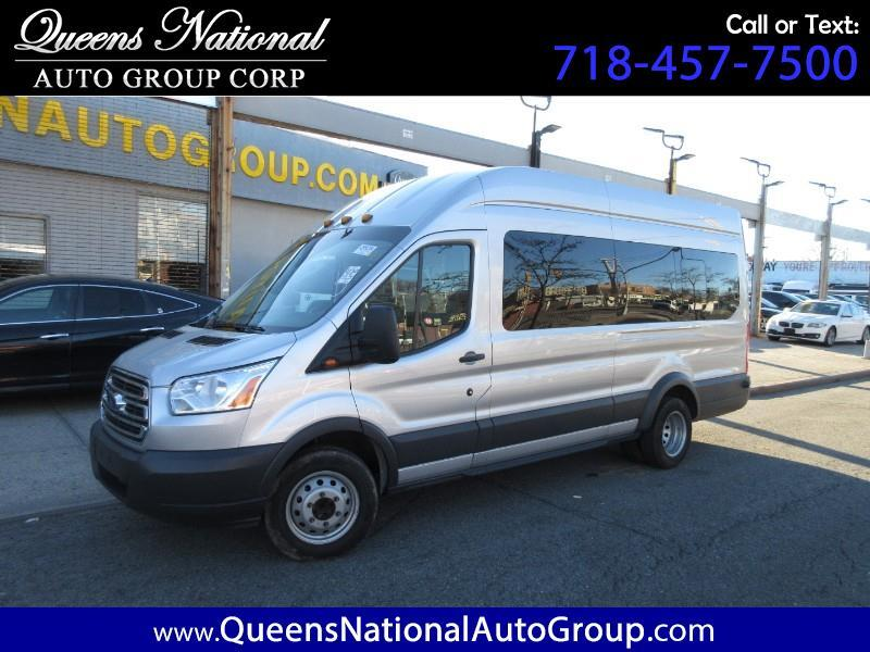 2018 Ford Transit 350 Wagon HD High Roof XLT Sliding Pass. 148 WB EL
