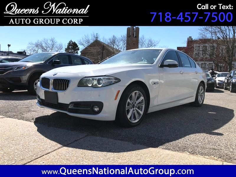 2016 BMW 5-Series 528i xDrive