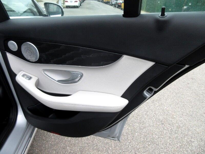 2016 Mercedes-Benz C-Class C300 4MATIC Sedan