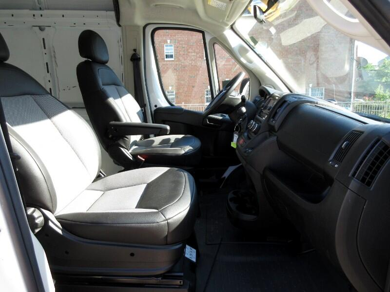 2019 RAM Promaster 1500 High Roof Tradesman 136-in. WB