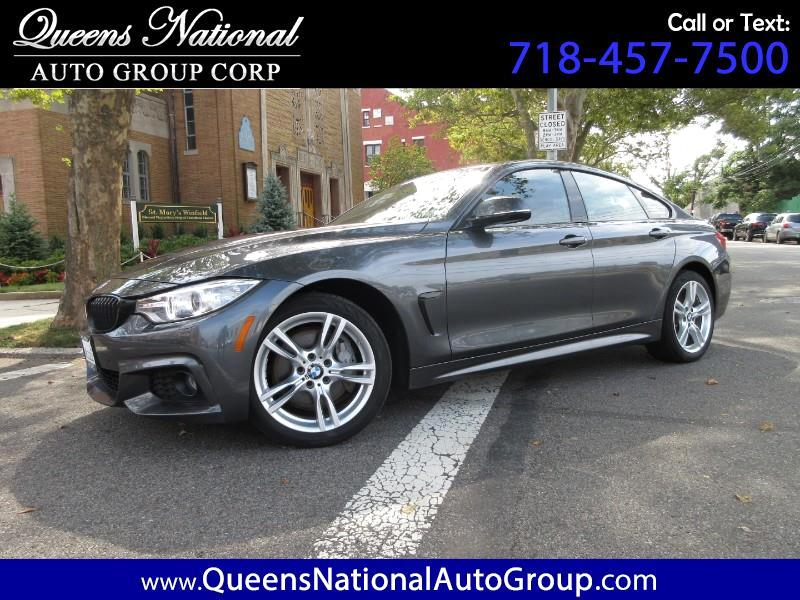 2016 BMW 4-Series Gran Coupe 428i xDrive SULEV