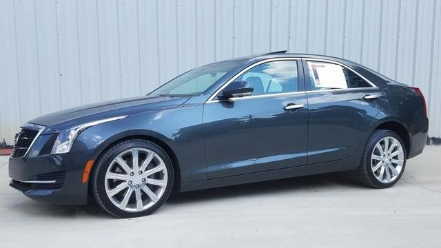 2015 Cadillac ATS 4dr Sdn 2.0L Luxury AWD
