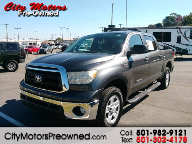 2011 Toyota Tundra CrewMax 5.7L V8 6-Spd AT  (Natl)