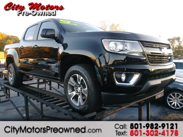 "2018 Chevrolet Colorado 4WD Crew Cab 128.3"" Z71"