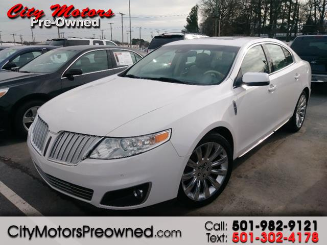 2010 Lincoln MKS 4dr Sdn 3.5L AWD w/EcoBoost