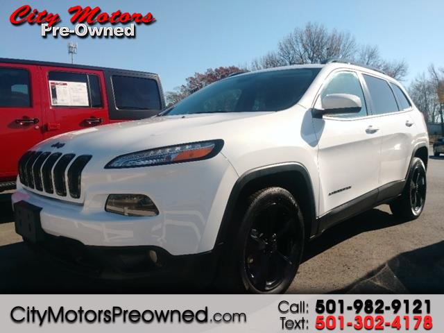 2016 Jeep Cherokee FWD 4dr Altitude *Ltd Avail*