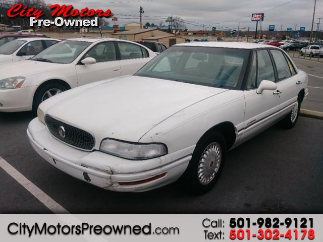 1999 Buick LeSabre 4dr Sdn Limited