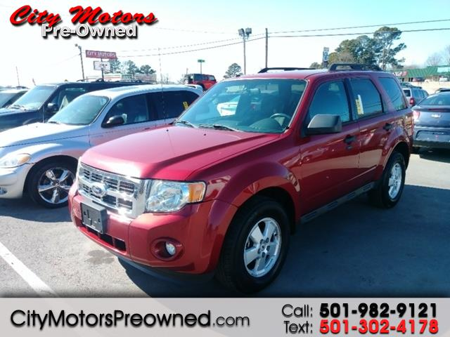 2012 Ford Escape FWD 4dr XLT
