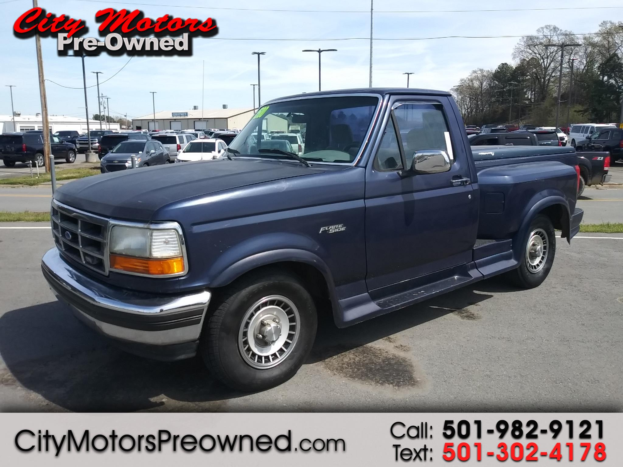 1994 Ford F-150 Flareside 117