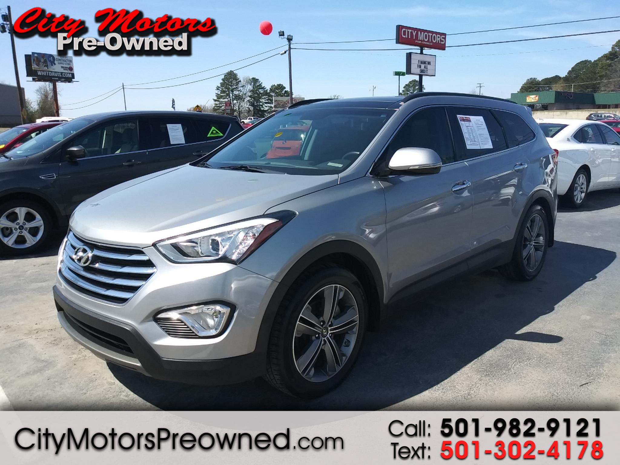 2016 Hyundai Santa Fe Limited w/Ultimate Package