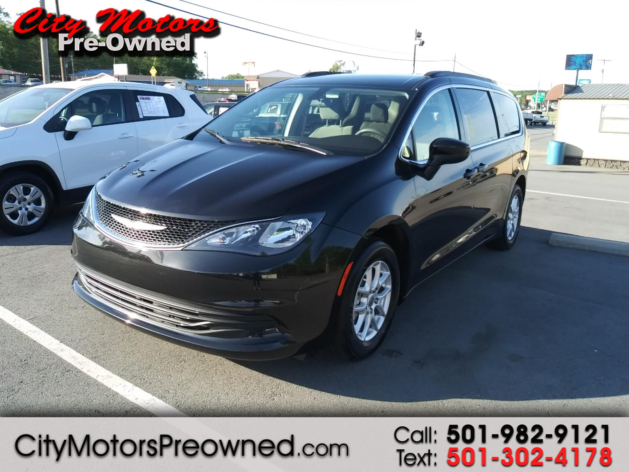 2018 Chrysler Pacifica Touring FWD