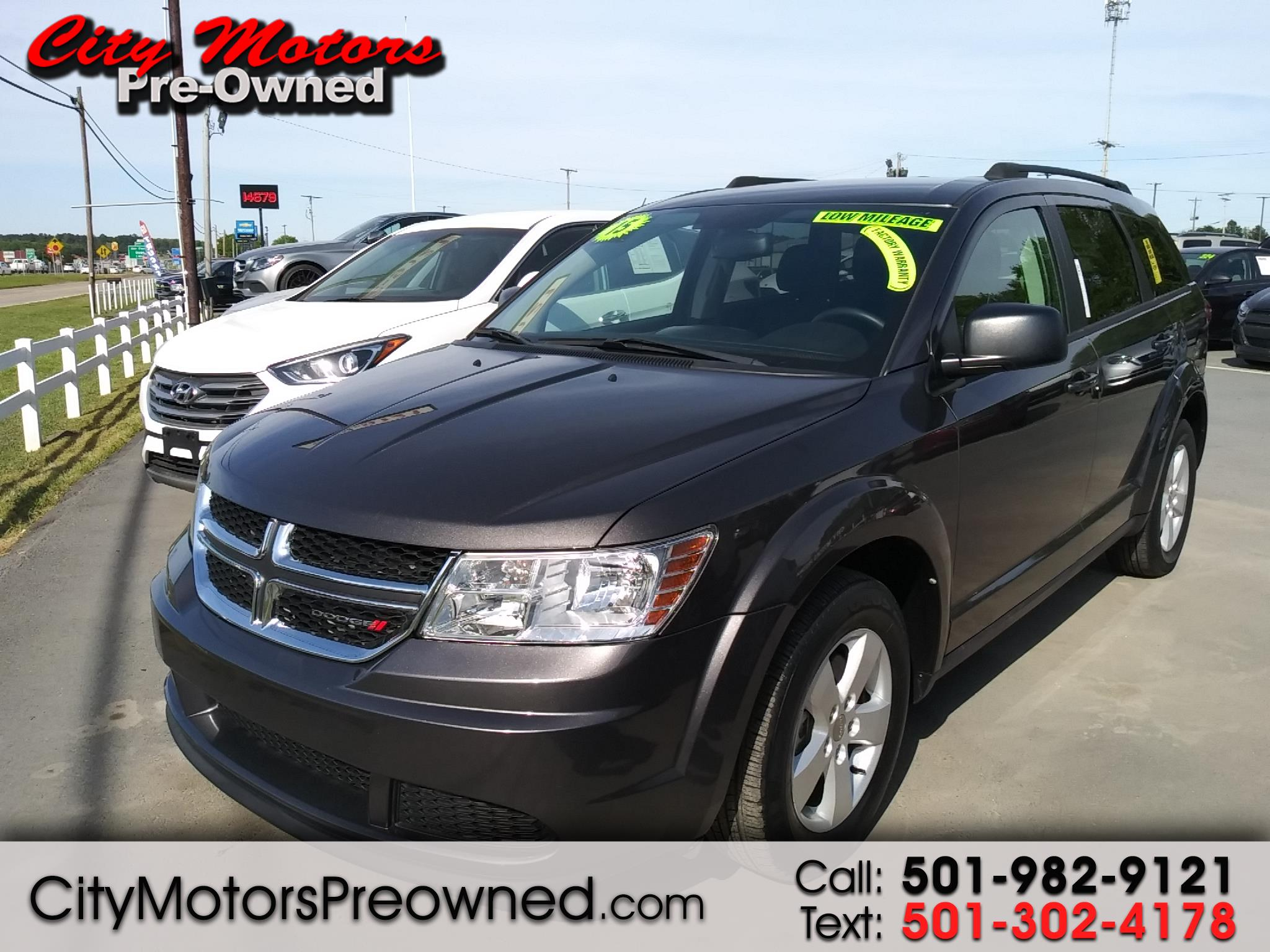 2015 Dodge JOURNEY SE FWD 4dr SE