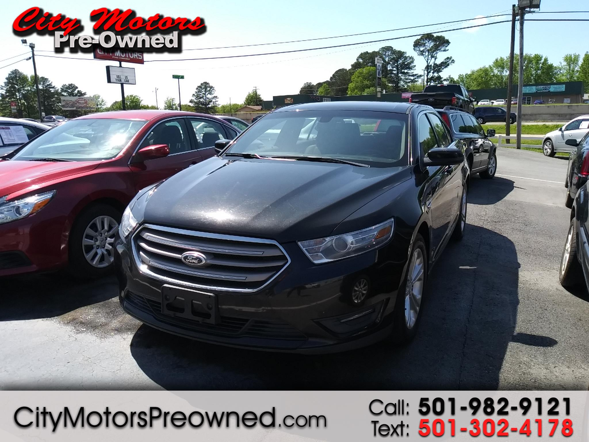 2014 Ford TAURUS SEL 4dr Sdn SEL AWD