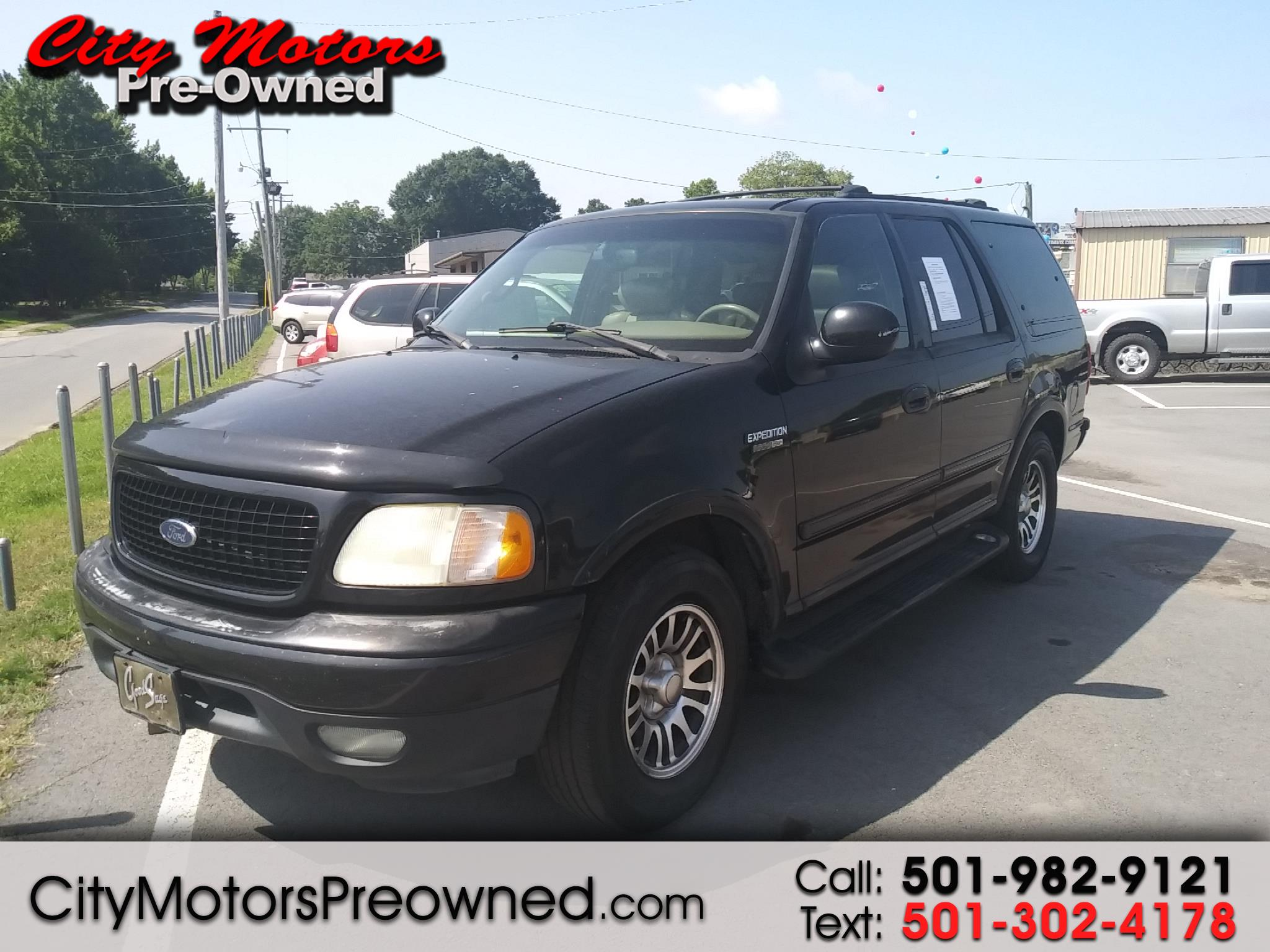 "2002 Ford Expedition 119"" WB Eddie Bauer"