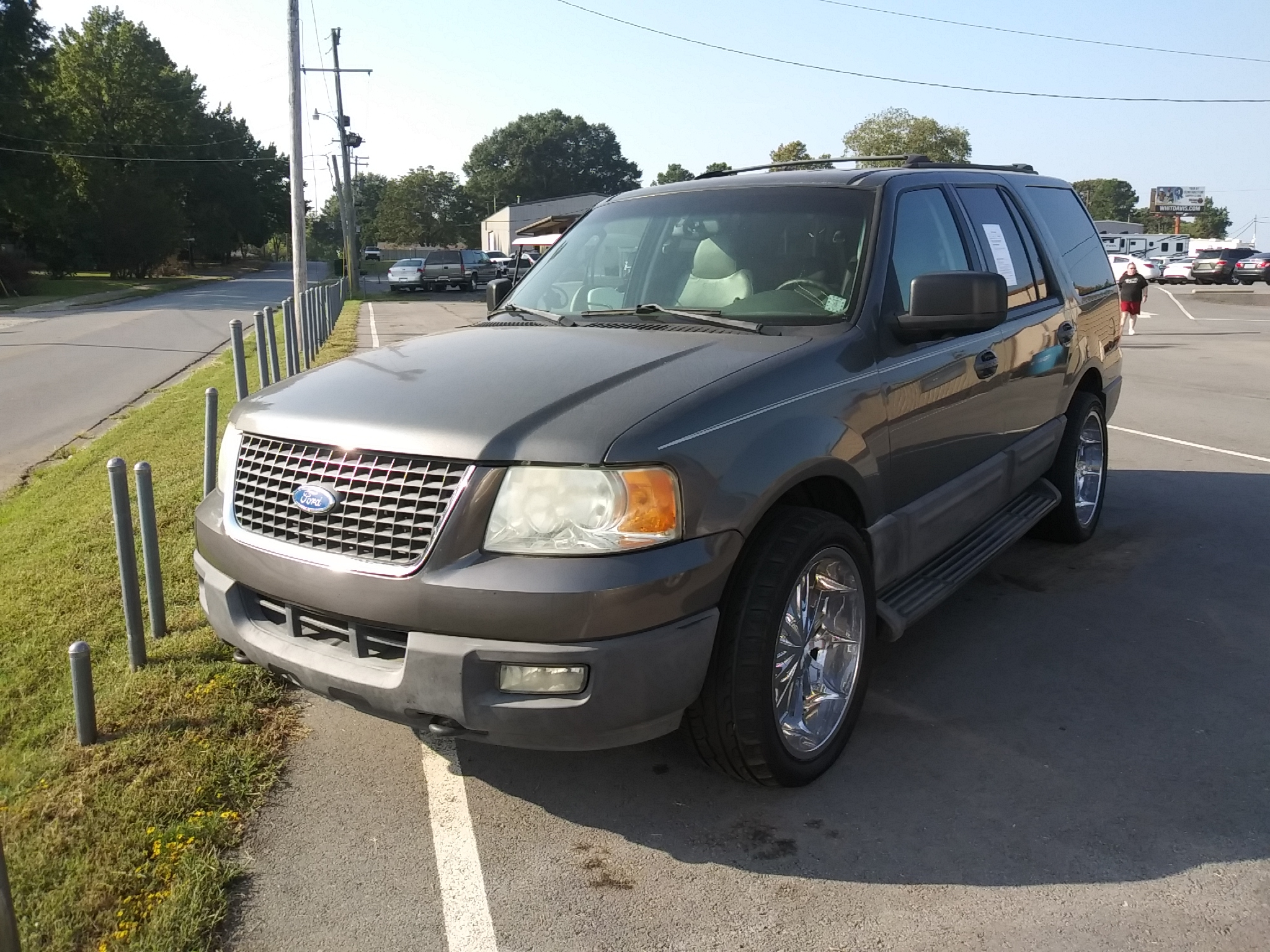 2004 Ford Expedition 5.4L XLT Sport 4WD