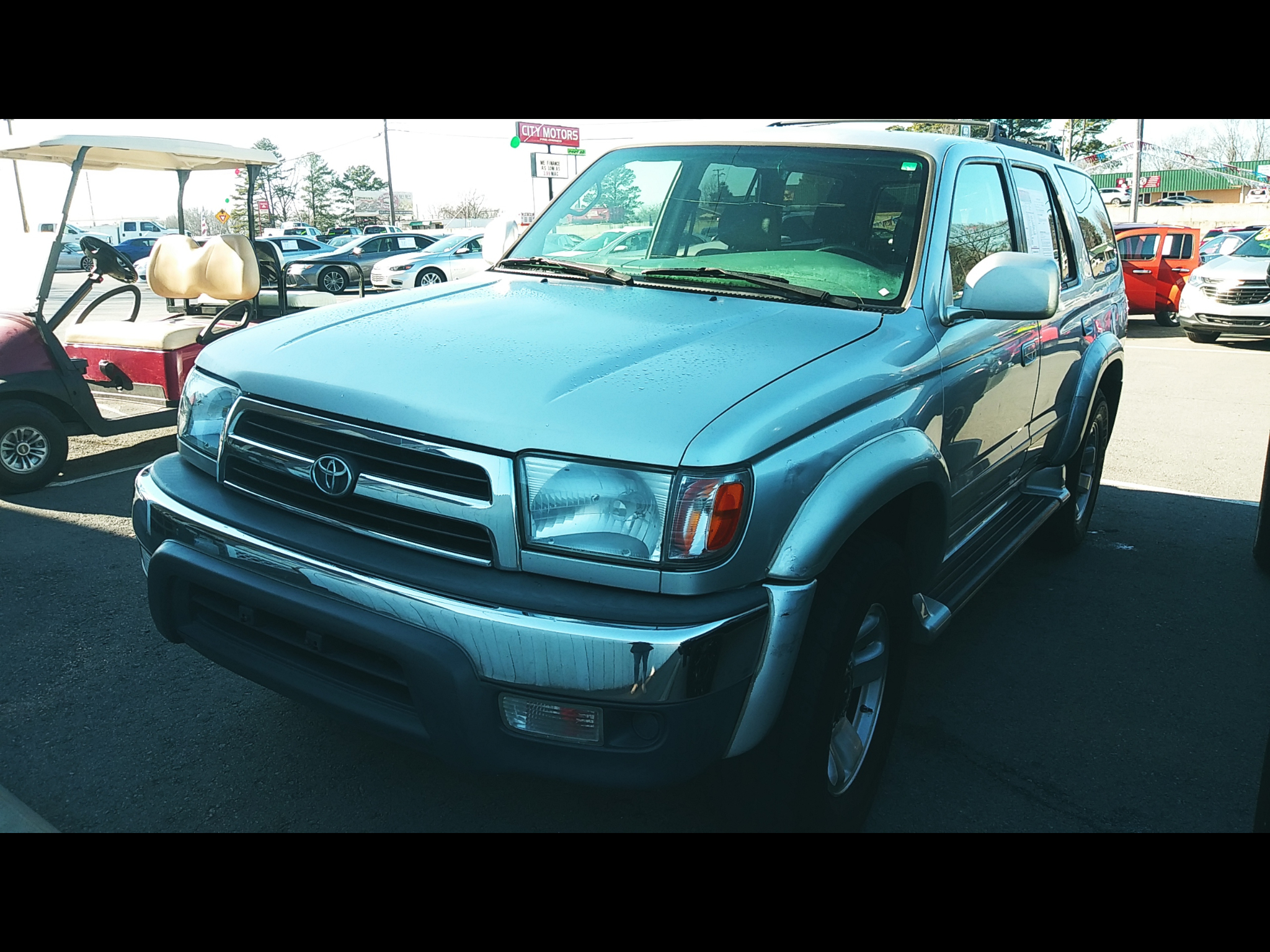 City Motors Jacksonville Ar >> Used 2000 Toyota 4runner 4dr Auto 4wd Sr5 3 4l For Sale In