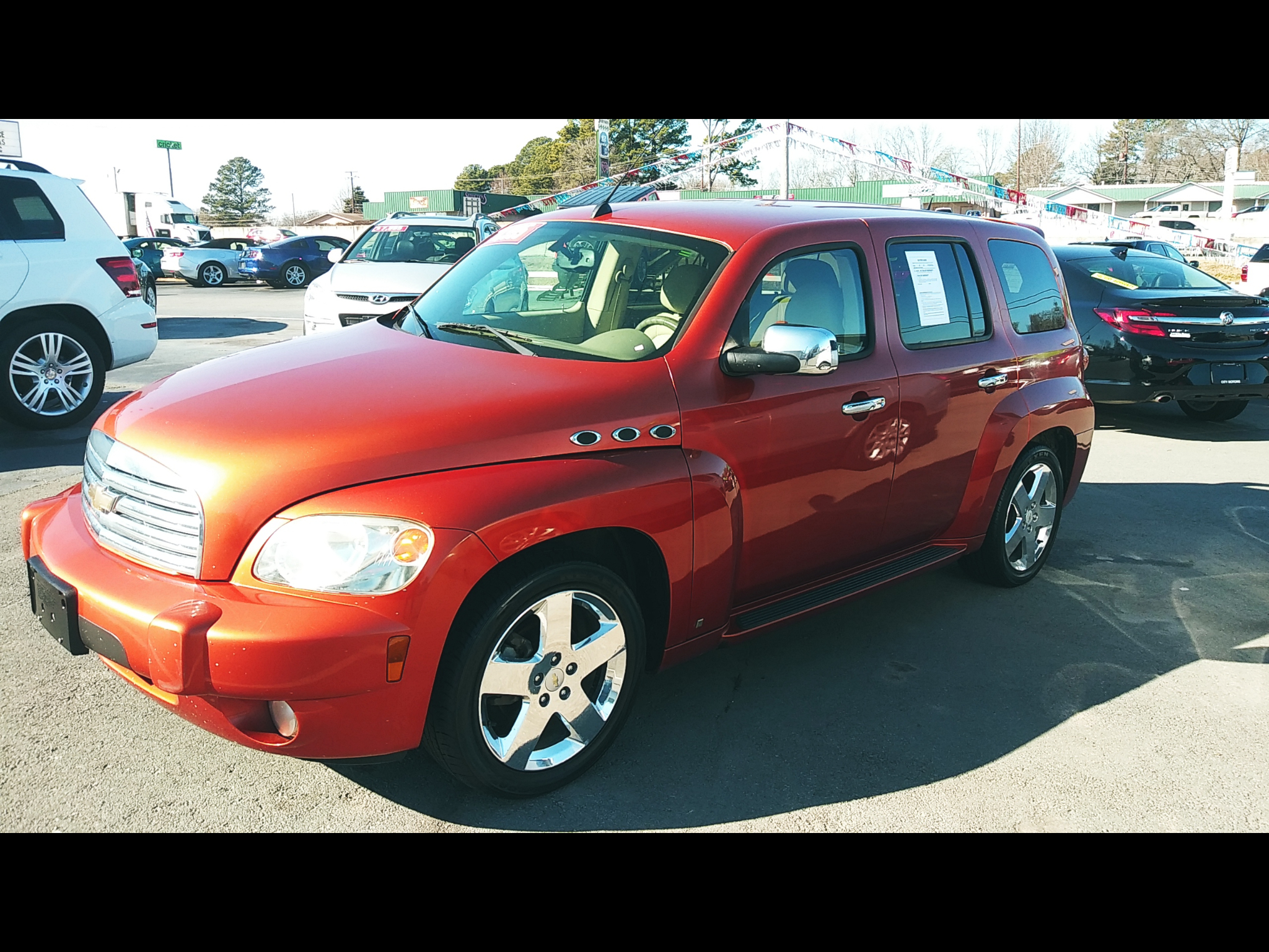 City Motors Jacksonville Ar >> Used 2008 Chevrolet Hhr Fwd 4dr Lt For Sale In Jacksonville