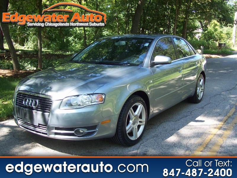 2006 Audi A4 6 speed manual