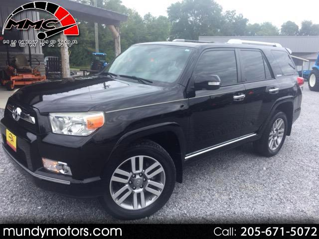 2013 Toyota 4Runner Limited 4WD V6