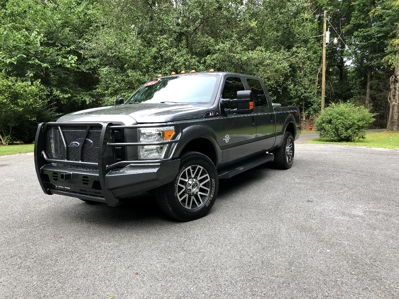2014 Ford F-250 SD FX4 Crew Cab Long Bed 4WD