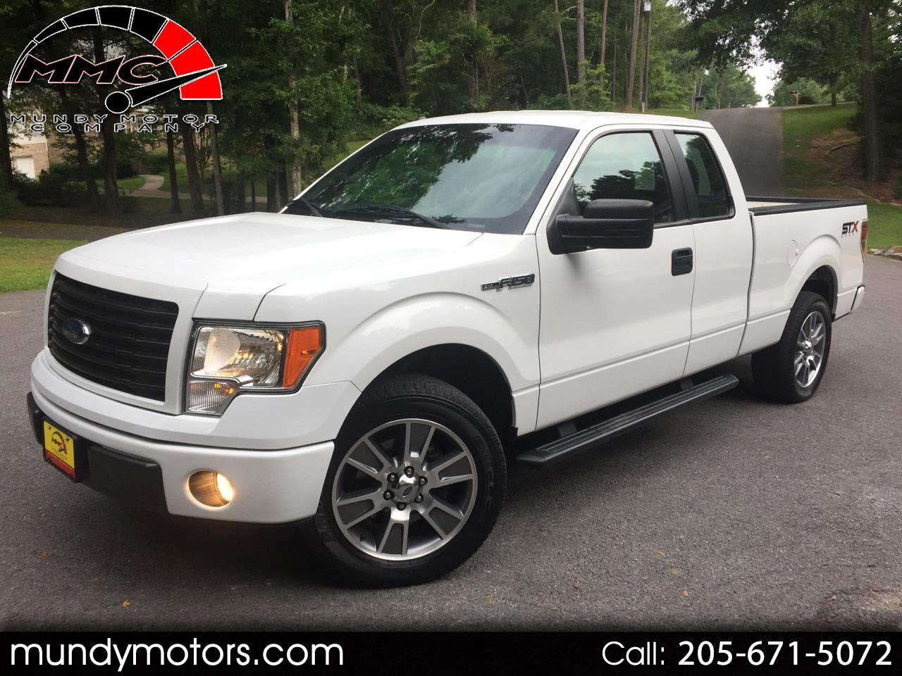 2014 Ford F-150 FX2 SuperCab 6.5-ft. Bed 2WD