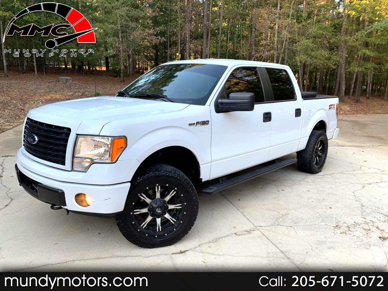 2014 Ford F-150 SuperCrew Crew Cab 139