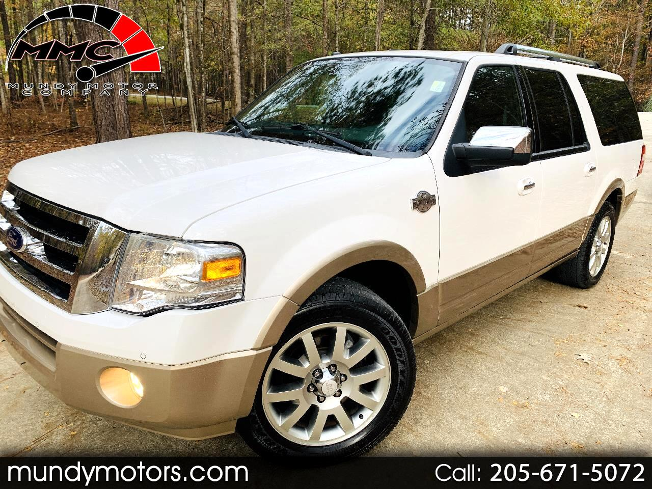 Ford Expedition EL King Ranch 2WD 2014
