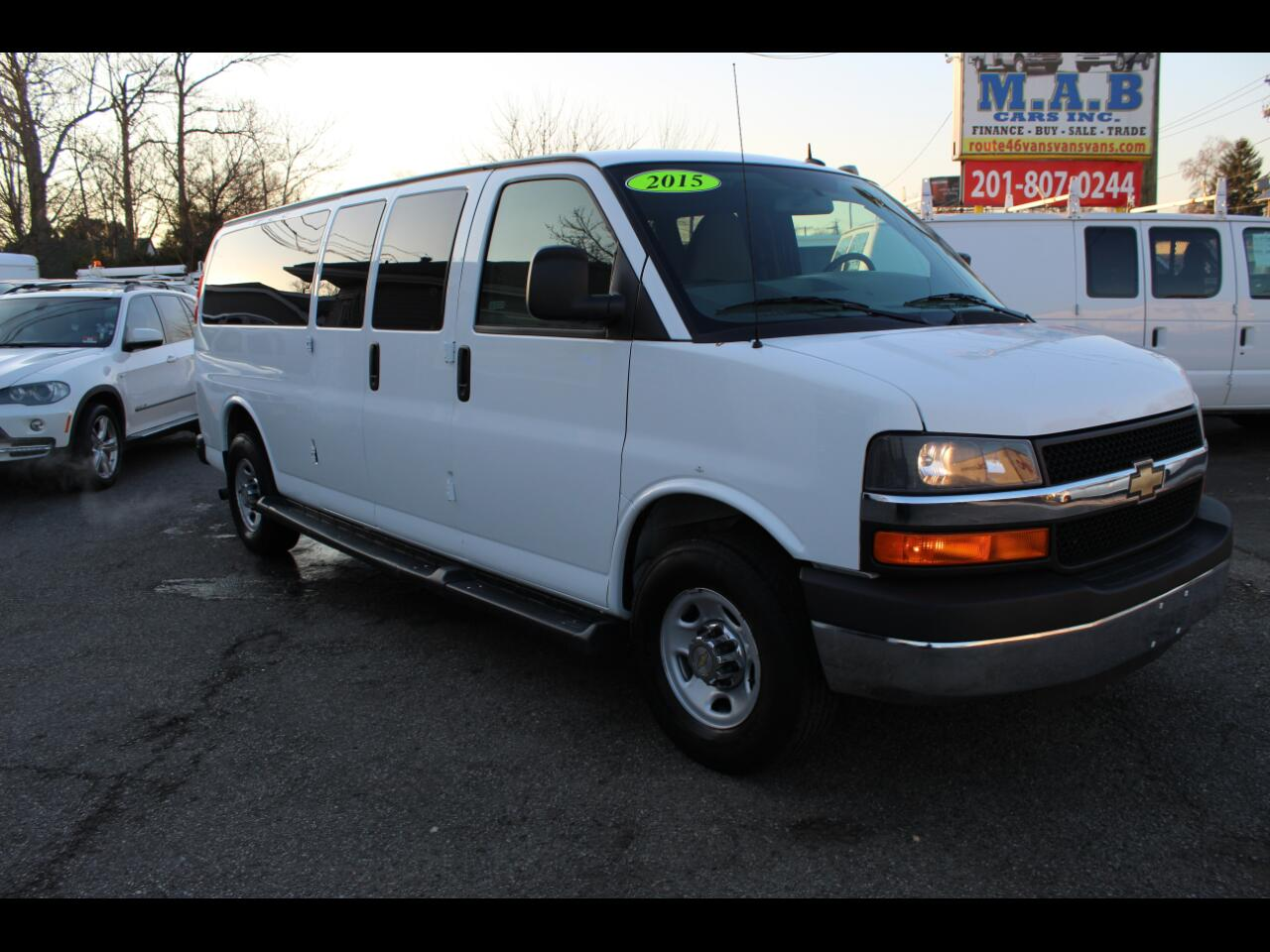 Used Cars Little Ferry Nj Trucks Mab Inc 1942 1951 Ford For Sale 2015 Chevrolet Express Lt 3500 Extended
