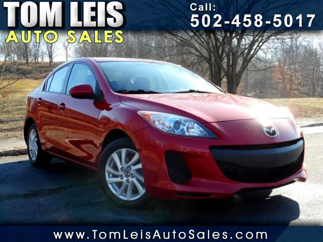2013 Mazda MAZDA3 i Touring AT 4-Door