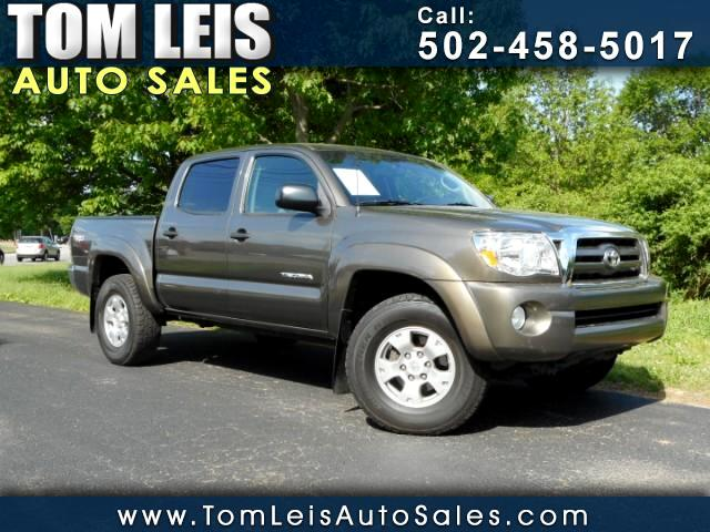 2010 Toyota Tacoma TRD Pro Double Cab 5' Bed V6 4x4 AT (Natl)