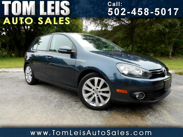 2013 Volkswagen Golf 4dr HB Man TDI w/Sunroof & Nav
