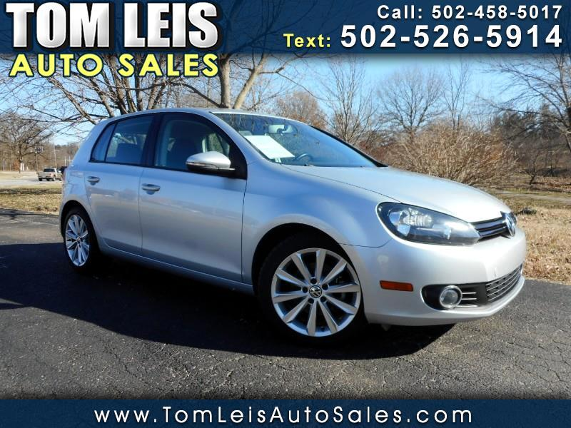 2013 Volkswagen Golf 2.0L 4-Door TDI