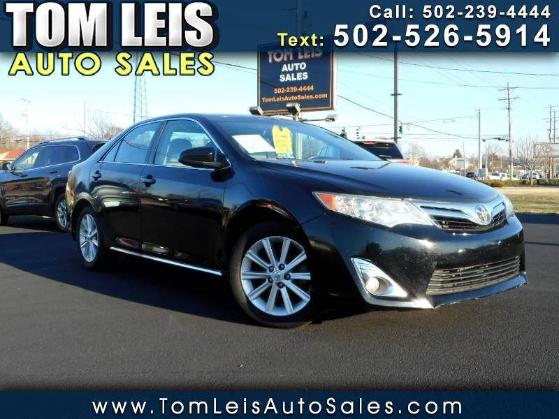 Toyota Camry 4dr Sdn XLE Auto 2014