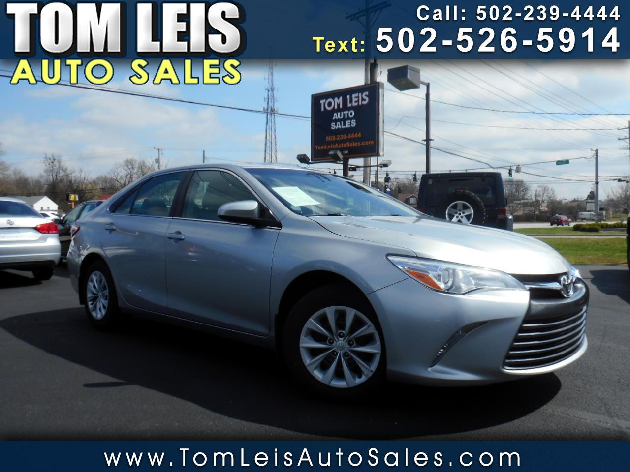 Toyota Camry 4dr Sdn I4 Auto LE (Natl) 2015