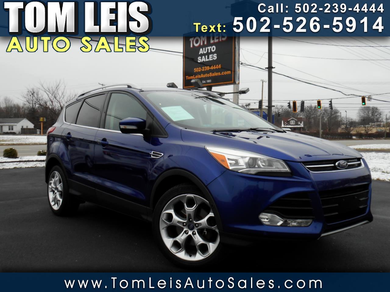 Ford Escape 4WD 4dr Titanium 2015