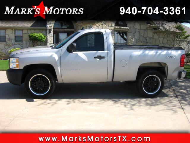 2008 Chevrolet Silverado 1500 Short Bed 4WD