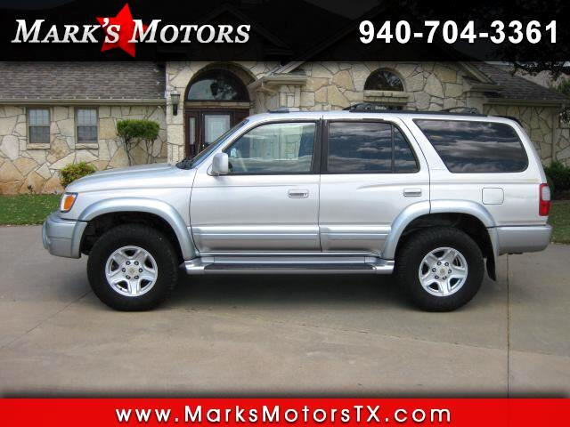 1999 Toyota 4Runner Limited 4WD