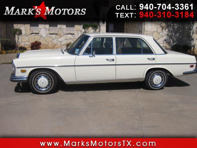 Mercedes-Benz 280 SEL  1972