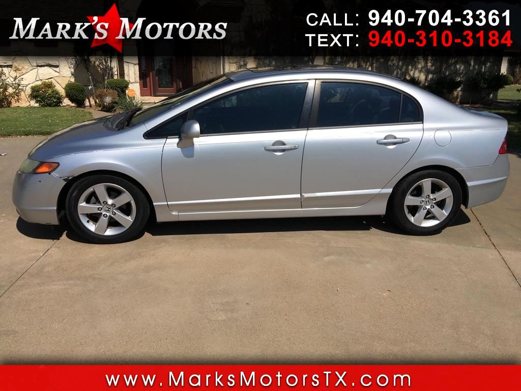 Honda Civic EX sedan AT 2006
